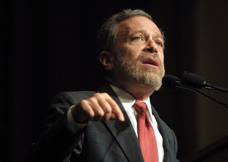 "Bill Clinton Labor Sec Robert Reich: Bernie ""absolutely correct"" in Daily News, criticism ""bonkers"". 