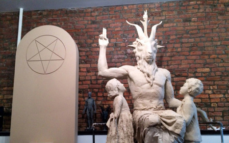 Here's the First Look at the New Satanic Monument Being Built for Oklahoma's Statehouse | The Weird, Strange and Bizarre | Scoop.it