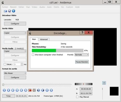 Fusionner deux fichiers AVI avec Avidemux | Informatique | Scoop.it