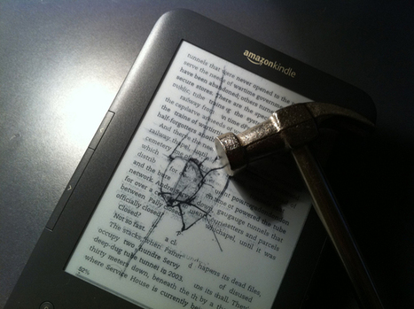 Why book publishers are still dragging their heels on selling you e-books | fun tools & publishing | Scoop.it