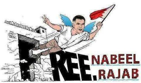 Nabeel Rajab is a superhero! | Human Rights and the Will to be free | Scoop.it