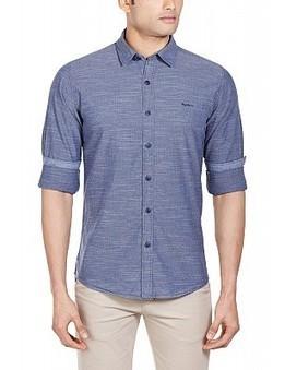 Savekarlo - Pepe Jeans Men's Casual Shirt | Best Deals Online | Scoop.it