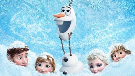 12 Life Lessons I Learned from the Film Frozen   Artisan   Scoop.it