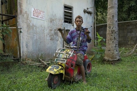 Extreme Vespa enthusiasts in Indonesia | Vespa Stories | Scoop.it