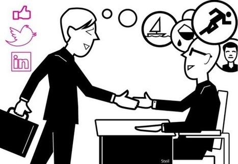 Social sales: hoe zet ik data uit sociale media in voor mijn verkoop | Doeland's Digitale Wereld | Scoop.it