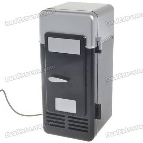 USB Mini Cooling Fridge - Worldwide Free Shipping - DX | productos | Scoop.it