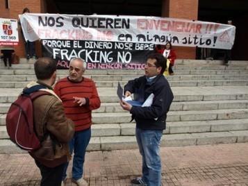 Presentadas miles de alegaciones a los proyectos Sedano y Urraca de fracking en Burgos. - Fractura hidráulica en Burgos no. | Fractura Hidraulica en Burgos No | Scoop.it