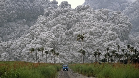 How earthquakes might trigger faraway volcanoes   Geology   Scoop.it