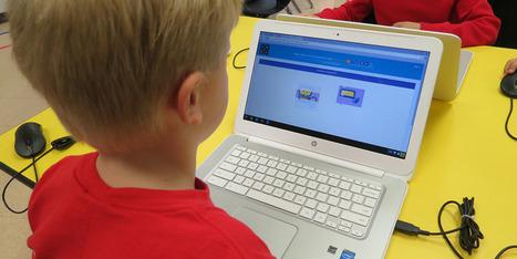 Ecole : de l'algo et de la programmation en maths et en techno | Libertés Numériques | Scoop.it