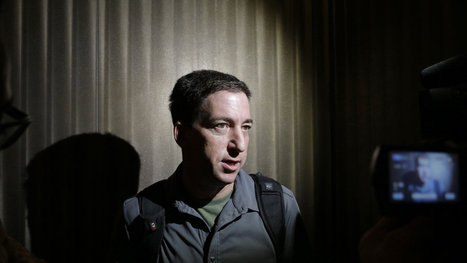 Não é só Snowden: jornalista que revelou espionagem americana sofre intimidação | Snowden | Scoop.it