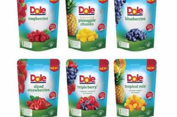 Dole launches frozen fruit range in UK | Innovation Food | Scoop.it