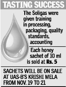 Soliga honey — straight from the forests into sachets - The Hindu | Epicurist: In Victus Veritas | Scoop.it