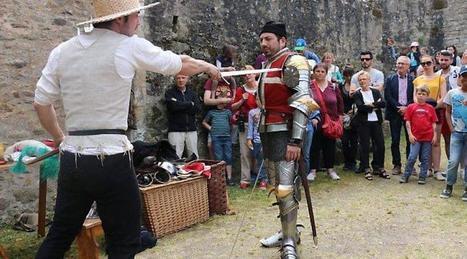 Messire, les visiteurs envahissent Clisson ! | Ils parlent de la Loire-Atlantique | Scoop.it