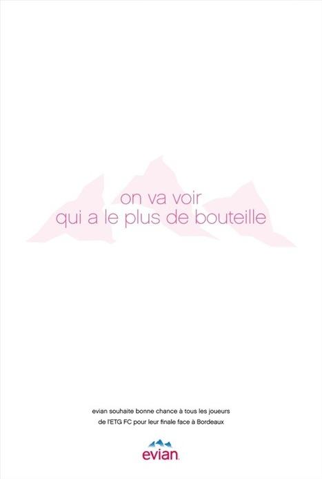 Evian défie le Bordeaux: « On va voir qui a le plus de bouteille ». | Coté Vestiaire - Blog sur le Sport Business | Scoop.it