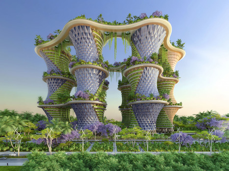 A New Vision in Agriculture, Urban Farming - Live Trading News | Vertical Farm - Food Factory | Scoop.it