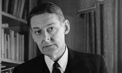 TS Eliot's fountain pen gets first outing at Royal Society of Literature - The Guardian | Literary News | Scoop.it