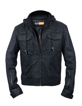 Buy The Time of Stylish Leather Jackets from | FactoryExtreme | Scoop.it