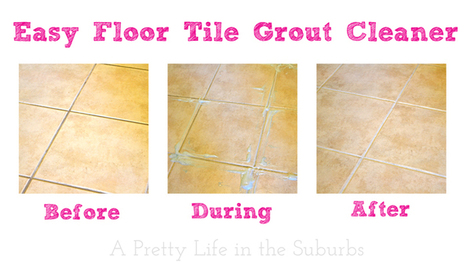 Easy Floor Tile Grout Cleaner | Carpet Cleaning Mesa AZ | Scoop.it