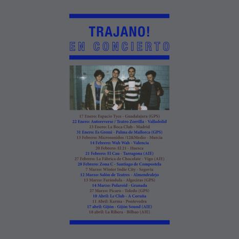 Trajano! anuncia fechas para 2015 | TRAJANO! | Scoop.it