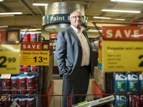 Defiantly independent: Home Hardware CEO Terry Davis stares down his U.S. competitors | Canadian Retail Update | Scoop.it