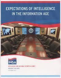 Etats-Unis : La communauté du Renseignement doit s'adapter à l'ère de la masse de données, selon une étudeaméricaine | Intelligence Economique à l'ère Digitale | Scoop.it