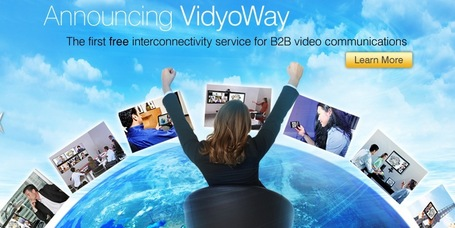 Free HD Videoconferencing Across All Platforms with VidyoWay | Moodle and Web 2.0 | Scoop.it