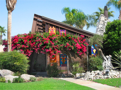 Palm Springs Gay Resorts Hotels - Triangle Inn | The Retreat Sheet -Palm Springs, California | Scoop.it