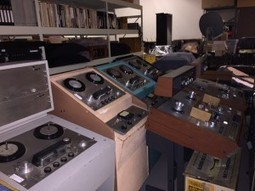 Preserving Audio Cylinders: From Edison to the Archeophone | Now See Hear! | The Information Professional | Scoop.it