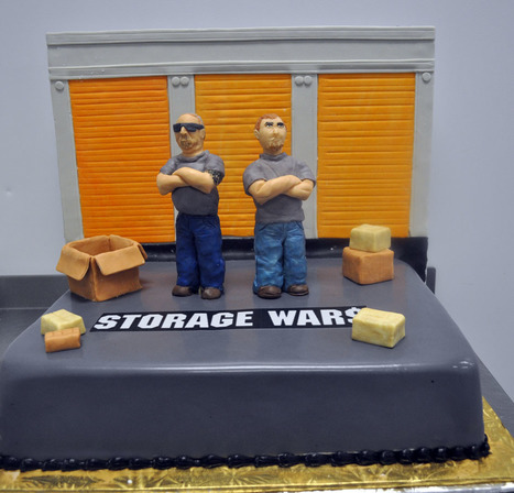 Storage Wars Groom Cake! | Custom Cakes for You | Scoop.it