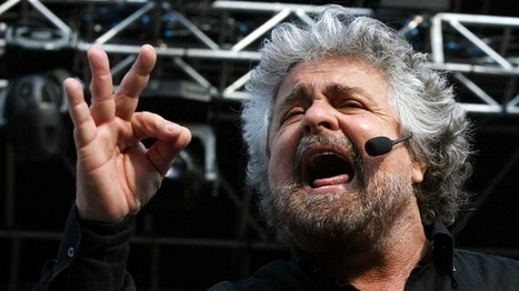 «L'Europe que nous voulons», par Beppe Grillo au Parlement européen | Autres Vérités | Scoop.it