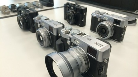 Photokina 2014: Hands-On with the new Fujifilm X100T, X30 and X-T1 Graphite Silver | MirrorLessons - The Best Mirrorless Camera Reviews | Fuji X-Series | Scoop.it