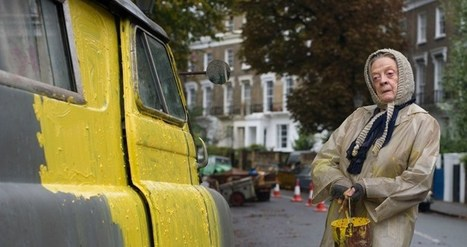 Lady In The Van set to knock James Bond off DVD chart top spot | Film news for AS and A2 | Scoop.it