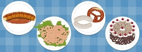 25 typische deutsche Gerichte - eine kulinarische Reise durch Deutschland   Das Reisemagazin   Info-nieuwtjes   Scoop.it