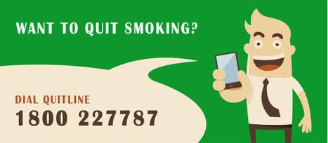 Nicorette National Quitline|Tobacco cessation|Nicorette Gums | Quit Smoking | Scoop.it