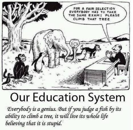 Twitter / TheMindBlowing: Our education system! ... | Tecnologia i educació | Scoop.it