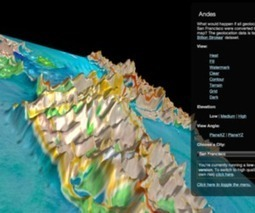 Twitter visualizes billions of tweets in artful, interactive 3D maps | #dataviz | e-Xploration | Scoop.it