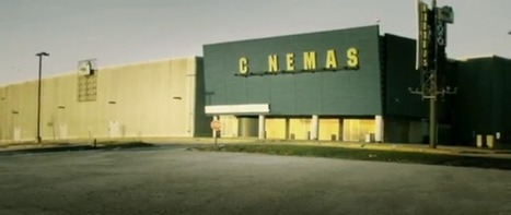 "Abandoned Cinemas: Ruin PORN Makes It To The Big Screen In ""The Canyons"" 