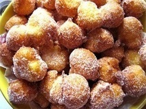 Ricette Frittelle o Fritole veneziane | wineandfoodweb ricette | Scoop.it