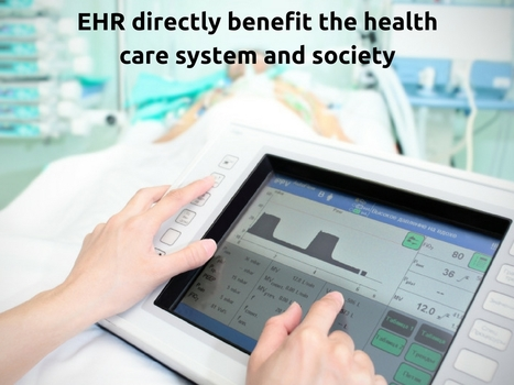 Benefits of Electronic Health Records | EHR and Health IT Consulting | Scoop.it