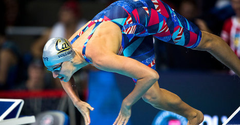 Swimmer Dana Vollmer Seeks Another Gold Medal, This Time as a Mother | Fabulous Feminism | Scoop.it