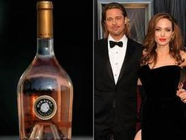 Experts give Brangelina's wine two thumbs up - Today.com (blog) | Quirky wine & spirit articles from VINGLISH | Scoop.it