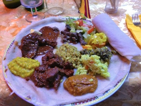 Enqutatash, Etiopia mon amour | Roma Food News | Scoop.it