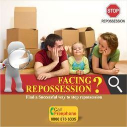 How stopping repossession has become easier | Stop Repossession | Scoop.it
