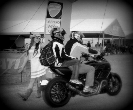 "Ducati Island Texas Style Photo Gallery ""Vicki's View"" 