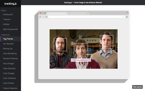 Tracking.js: computação visual na web | Webbr 2014 | Scoop.it