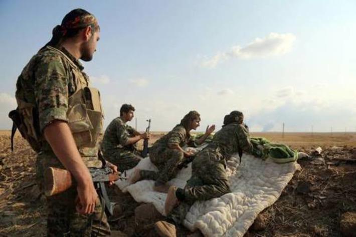 Les FDS, une force armée en mutation permanente - Charles THIEFAINE   Le Kurdistan après le génocide   Scoop.it