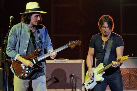 Keith Urban Teaming Up With John Mayer for Grammy Salute to the Beatles | Country Music Today | Scoop.it