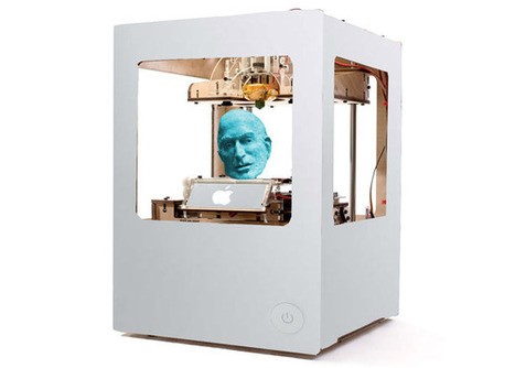 Why Apple Should Start Making a 3D Printer Right Now | Resilientcommunity | Scoop.it