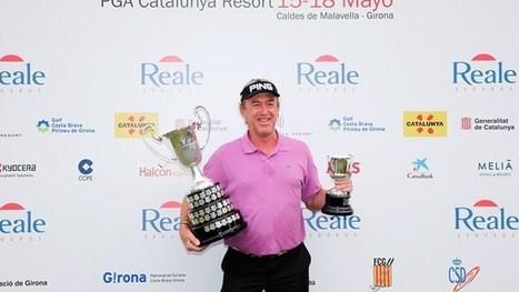La victoire de Miguel Angel JIMENEZ en quelques chiffres | Golf, infos et insolite avec Fasto sport | Scoop.it