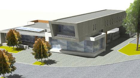 Orange : l'Office de tourisme rasé reconstruit et agrandi | Offices de tourisme du futur | Scoop.it
